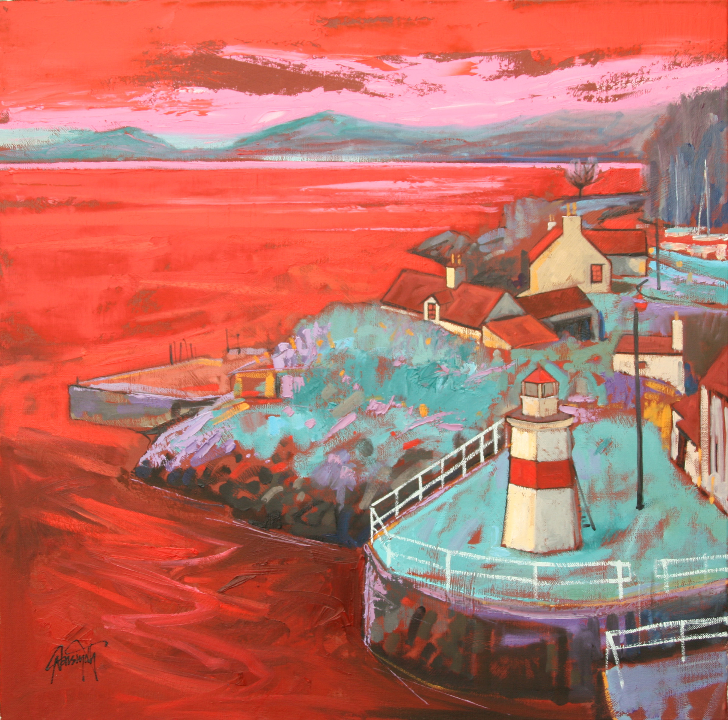 Crinan Lighthouse