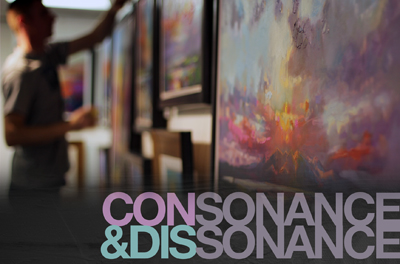 2013 Solo Exhibition: Consonance & Dissonance