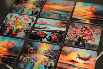 Deviantart Coasters