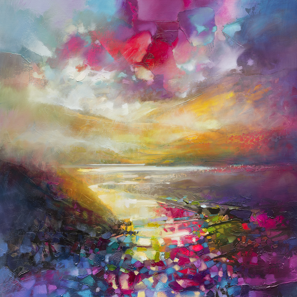 100cm Resonance by Scott Naismith