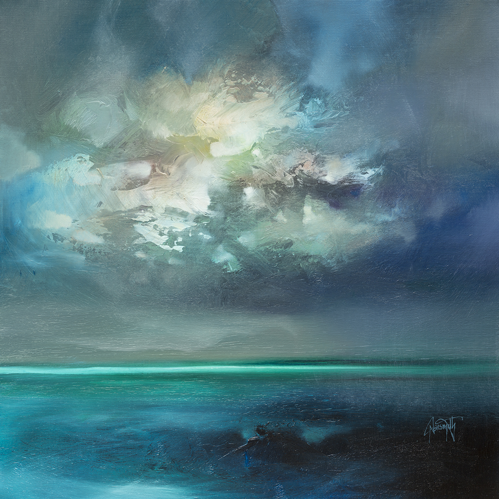 60cm Isle of Skye Emerges by Scott Naismith