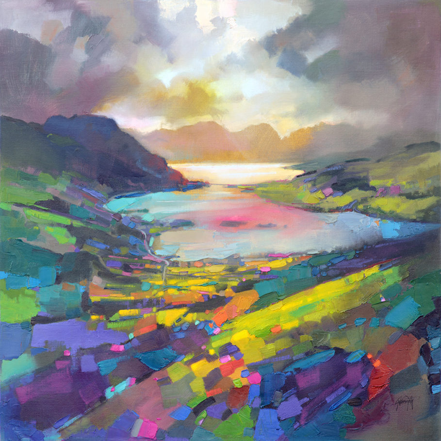 Ballachulish by Scott Naismith - Limited Edition Paper Print