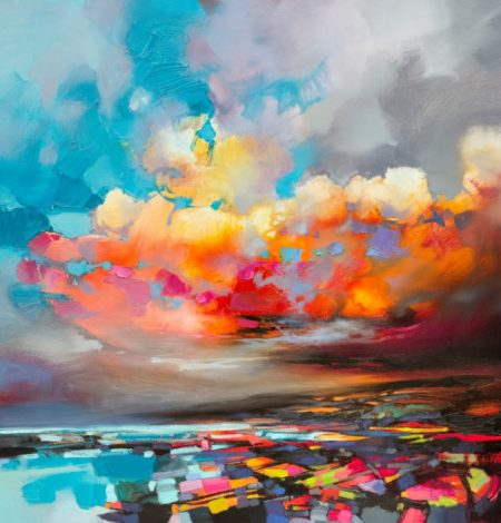 Fragmented by Scott Naismith - Limited Edition Paper Print