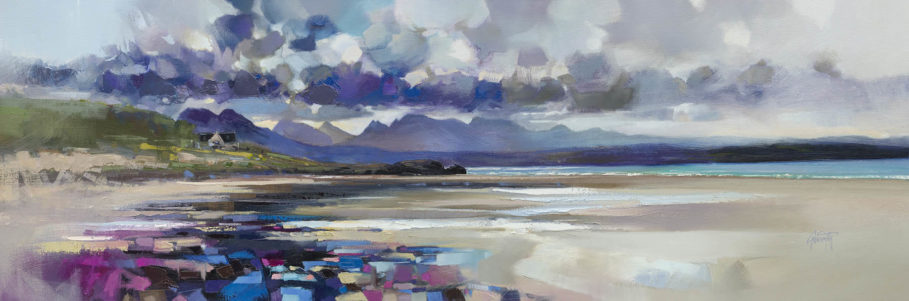 Big Sand Gairloch by Scott Naismith, print