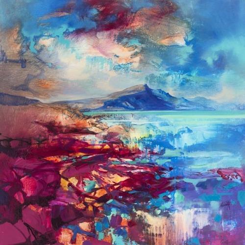 Ben Tianavaig by Scott Naismith - Limited Edition Canvas Print