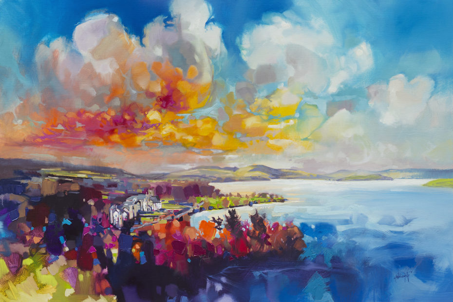 Cameron House Loch Lomond by Scott Naismith