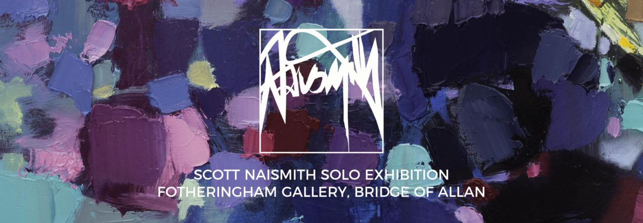Fotheringham Scott Naismith Solo Show