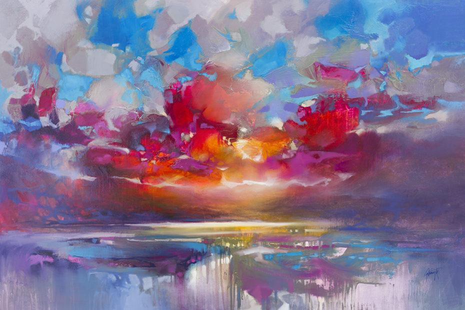Backlit Skye by Scott Naismith