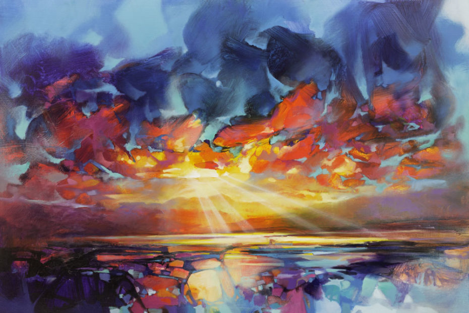 Liquid Light 6 by Scott Naismith