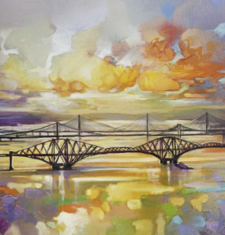 Three Bridges by Scott Naismith