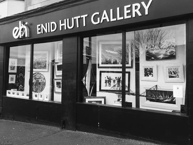 Enid Hutt, Kirkcaldy