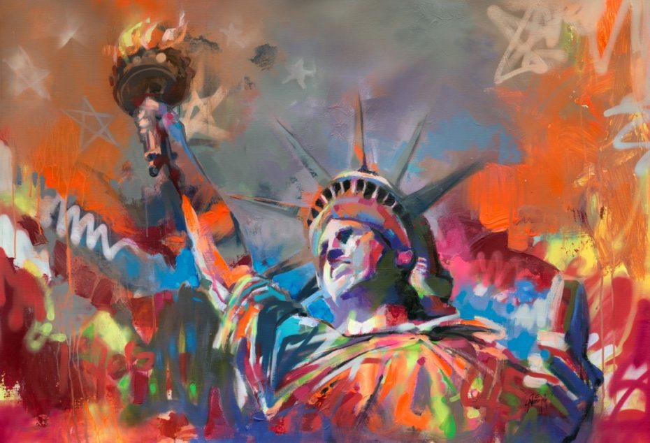 Statue Of Liberty by Scott Naismith