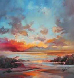 Red Eigg by Scott Naismith