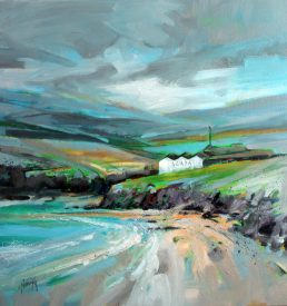 Scapa Distillery by Scott Naismith