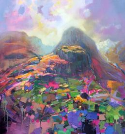 3 Sisters of Glencoe by Scott Naismith