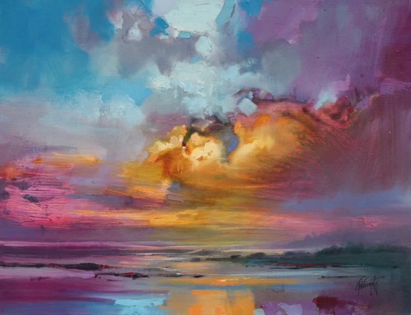 Consonant Sky by Scott Naismith