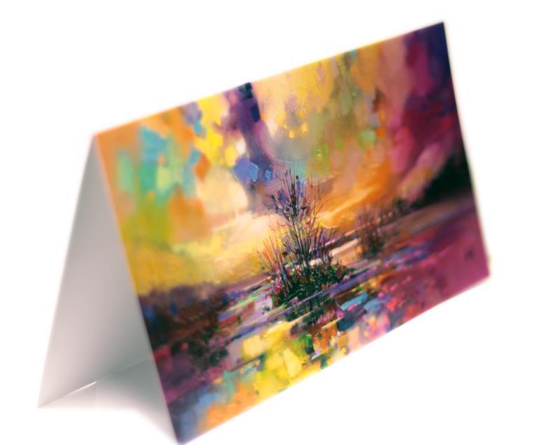 Loch Fyne Colour Card