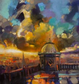 Commonwealth House Glasgow by Scott Naismith