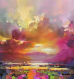 Cumulus Light 2 by Scott Naismith