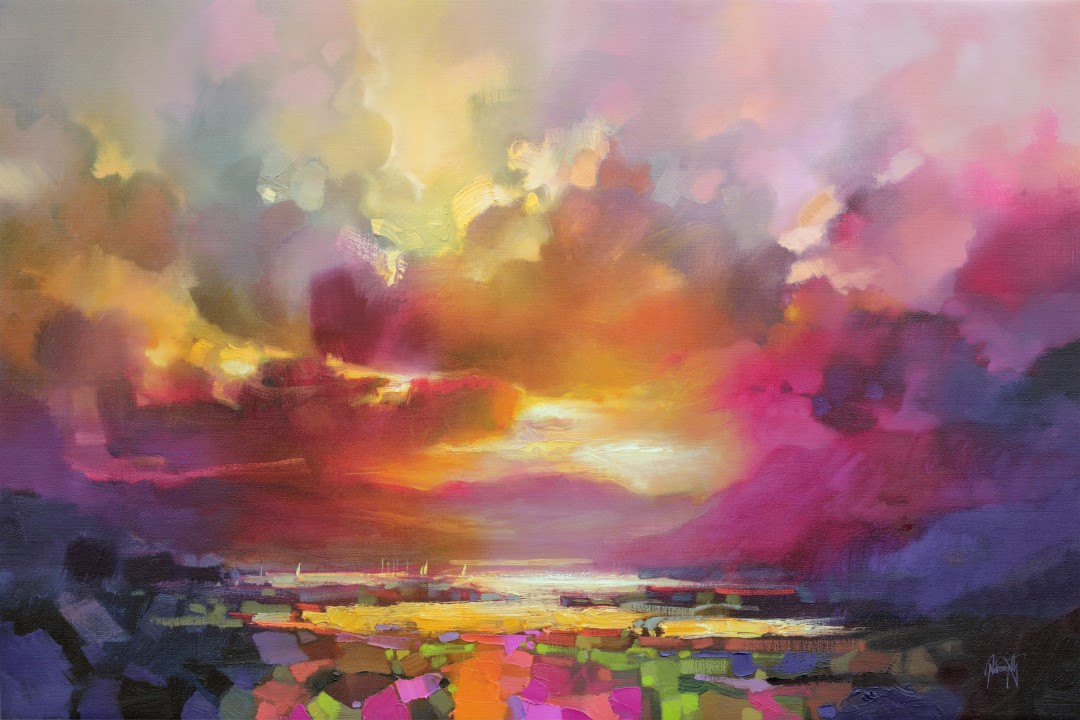 Cumulus Light 2 by Scott Naismith