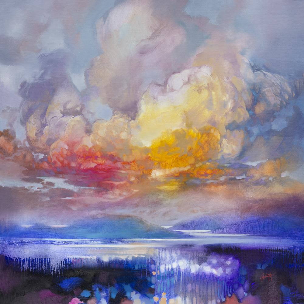 100cm Condensation Point by Scott Naismith