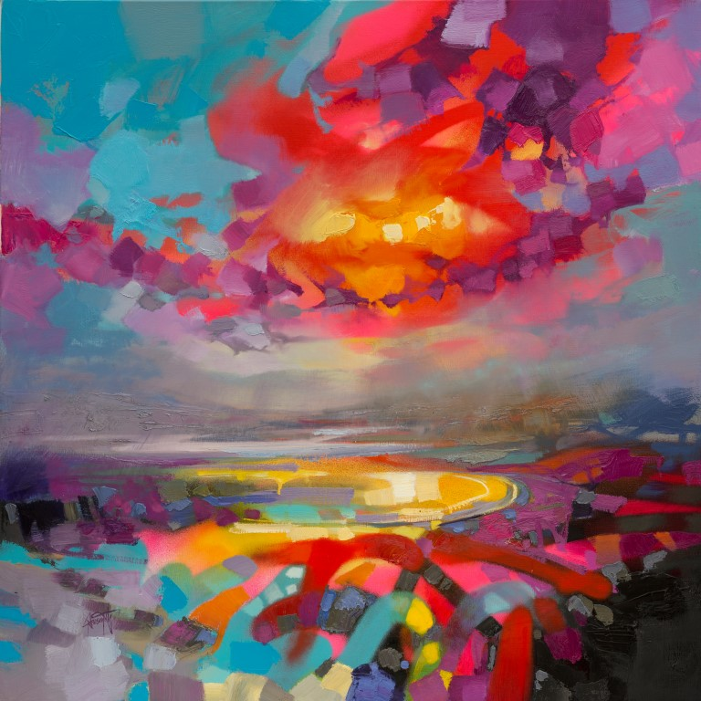 Nucleus by Scott Naismith - Limited Edition Paper Print