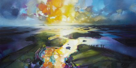 Clew Bay, County Mayo by Scott Naismith - Limited Edition Paper Print