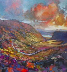 Applecross Pass by Scott Naismith - Print