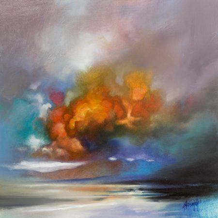 Cumulus Rum by Scott Naismith - Limited Edition Paper Print