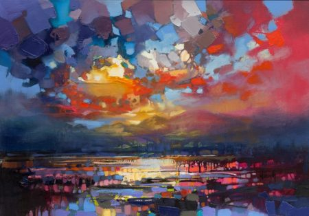 Highland Dynamics by Scott Naismith - Limited Edition Paper Print