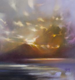 Cuillins Light by Scott Naismith - Limited Edition Canvas Print