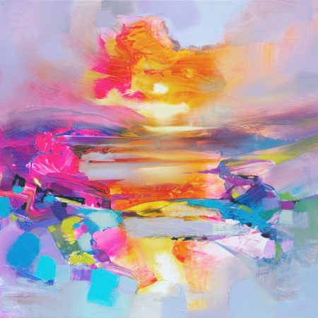 colour combustion print by Scott Naismith