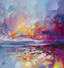 Colours of Arisaig by Scott Naismith - Limited Edition Paper Print