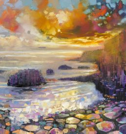 Giant's Causeway by Scott Naismith - Limited Edition Paper Print