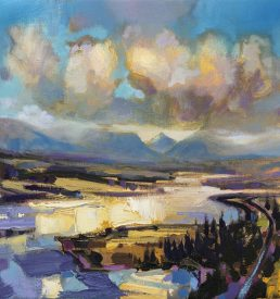 Aonach Mor by Scott Naismith - Limited Edition Paper Print
