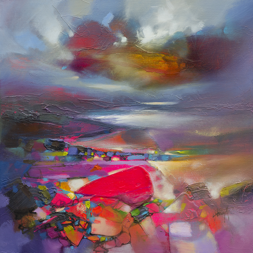 Above and Below 2 print by Scott Naismith