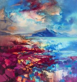 Ben Tianavaig by Scott Naismith - Limited Edition Canvas Print