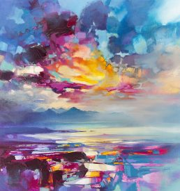 Cuillins Emerge by Scott Naismith