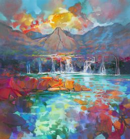 Fairy Pools of Skye by Scott Naismith