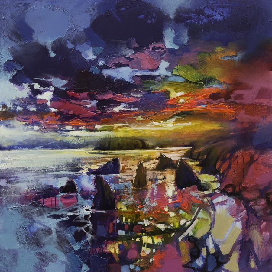 Mangersta, Isle of Lewis by Scott Naismith