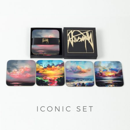 Coaster set - Iconic