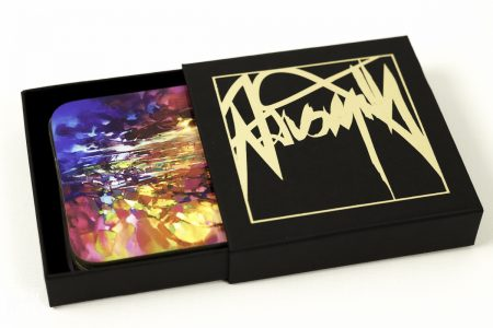 Boxed Coaster Set - Abstract