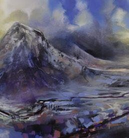 Buachaille Etive Mor by Scott Naismith
