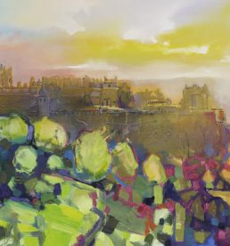 Edinburgh Castle by Scott Naismith