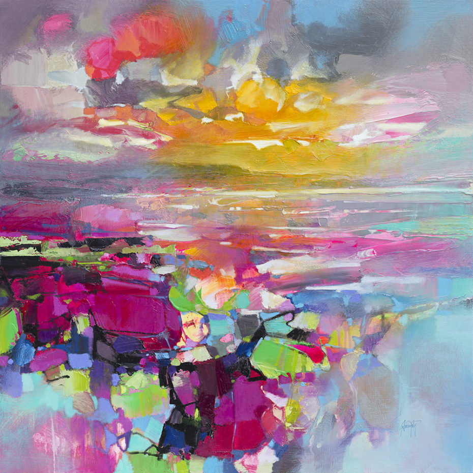 Energy Spectrum I by Scott Naismith