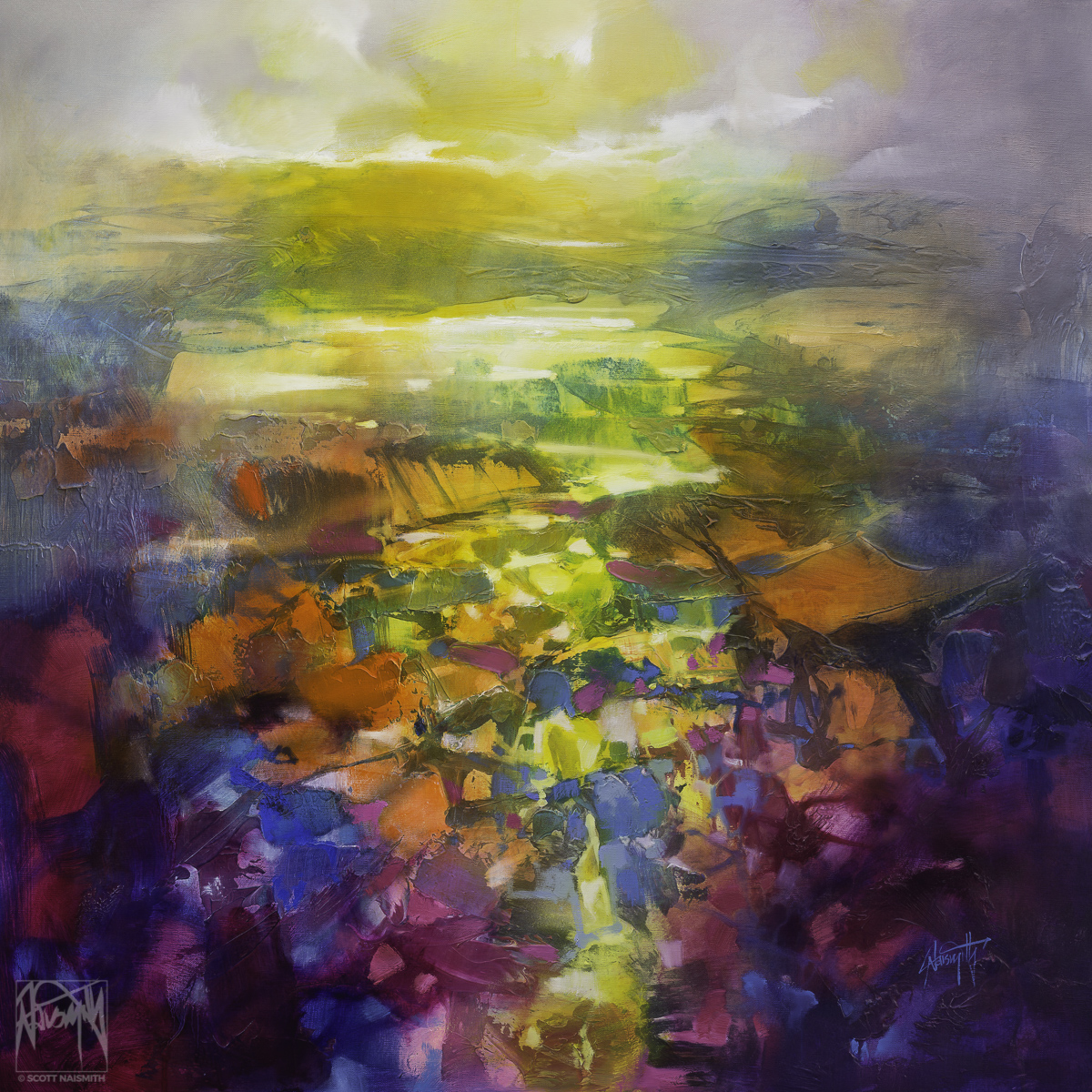Fluid Resonance IV by Scott Naismith