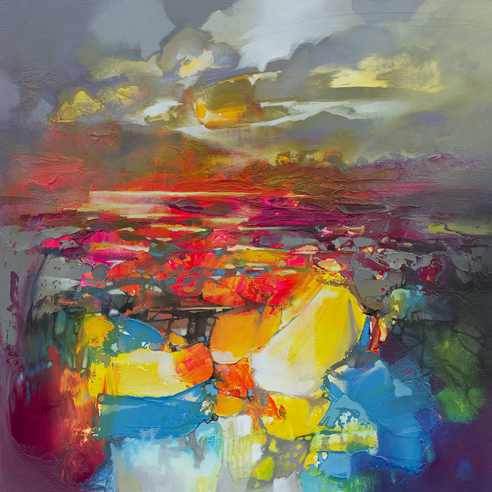 Entanglement I by Scott Naismith