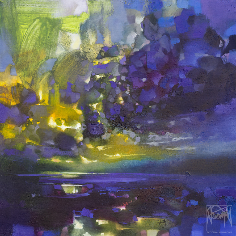 Purple Movement by Scott Naismith