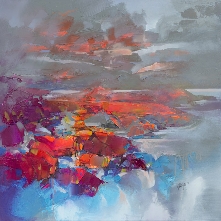Quantum Effect I by Scott Naismith