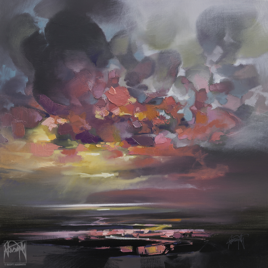 Resonant Pink III by Scott Naismith